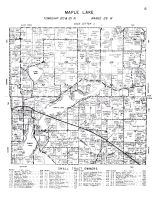 Maple Lake Township, Wright County 1956